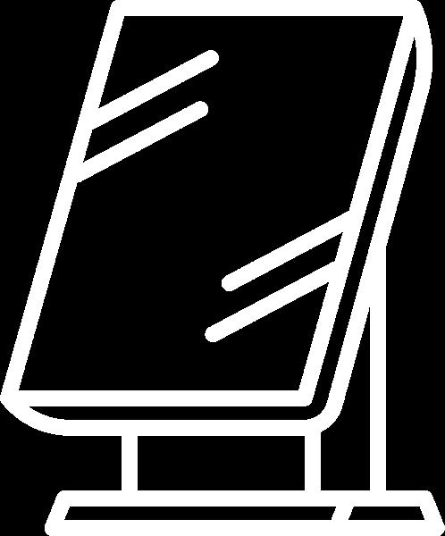 Self check-out kiosk icon
